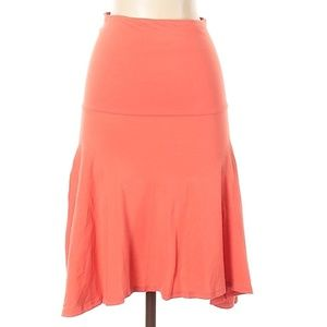 Urban Outfitters | bdg coral orange skirt